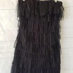 Ann Taylor Strapless Evening Dress sz 6